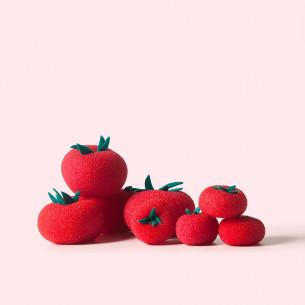 Tomates esponjosos del Mag...
