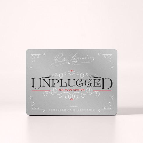 Unplugged XLR de Rubén Vilagrand